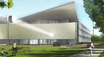 Institut National de l'Energie Solaire (INES) – Bâtiment HELIOS à Savoie Technolac