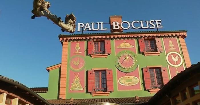 PAUL BOCUSE – Auberge du pont de Collonges / Décembre 2018