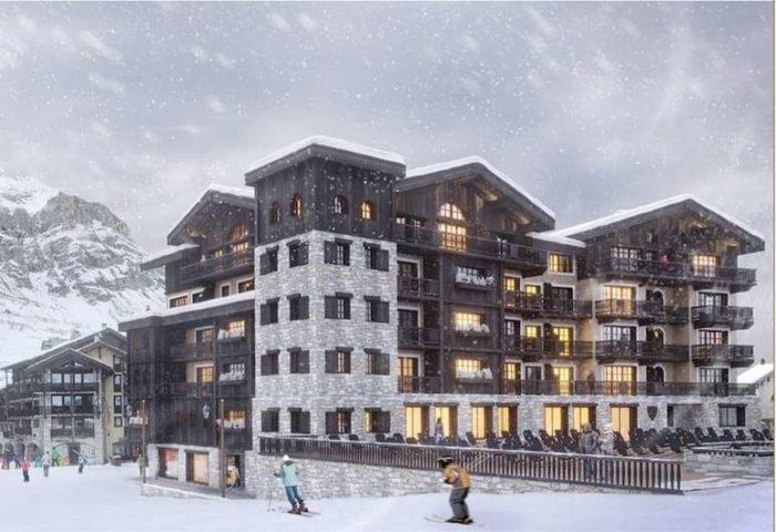 Hôtel de luxe 5 étoiles Val D'Isère / Août 2019