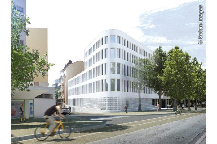 Bâtiment de bureaux «ALLEGRE CHALUCET» Octobre 2019