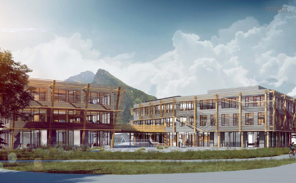Campus AIR LIQUIDE Grenoble Décembre 2019