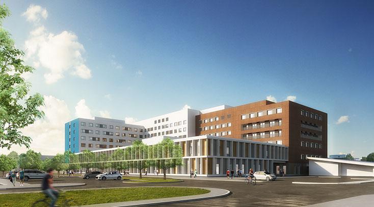 Centre Hospitalier de Bourg en Bresse Janvier 2020